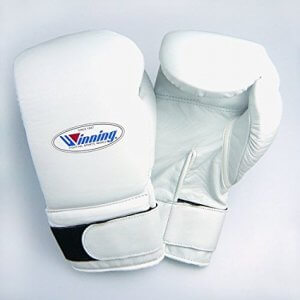 Winning Velcro Training Boxing Gloves 12oz