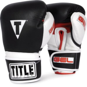 title boxing gel gloves