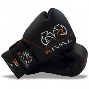 Rival Boxing Gloves-RB1 Ultra Bag Gloves (Black, 10oz)